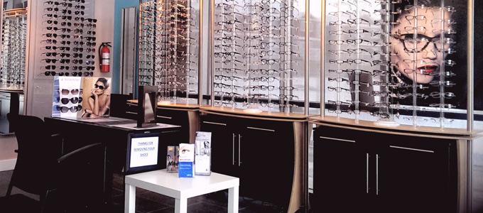 Eyewear at Oasis Eye Care Centre